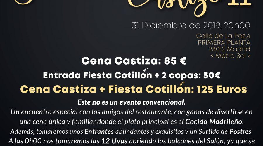FIN DE AÑO CASTIZO II