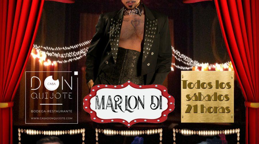 Inauguración del Nuevo Cabaret de Marlon Di